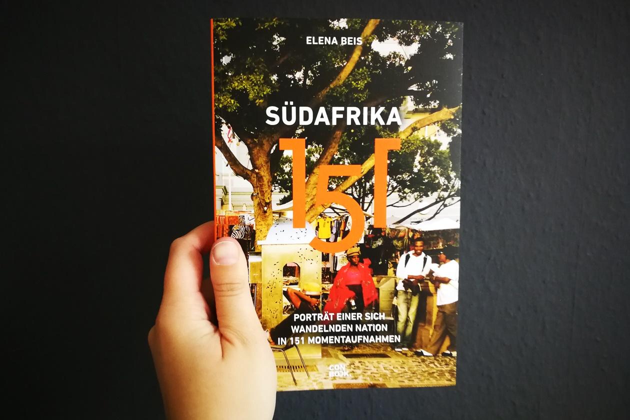Cover des Buches Südafrika 151 von Elena Beis
