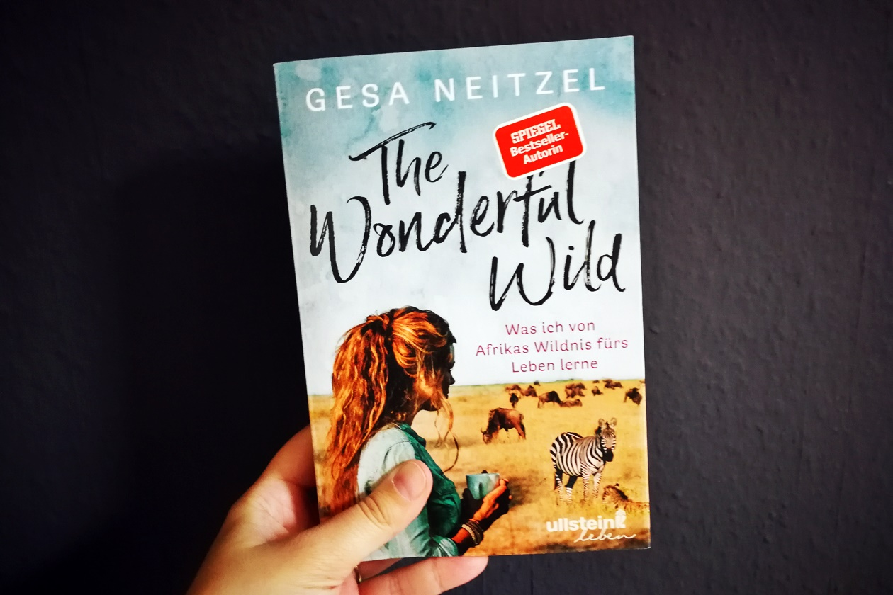Cover des Buches The Wonderful Wild von Gesa Neitzel