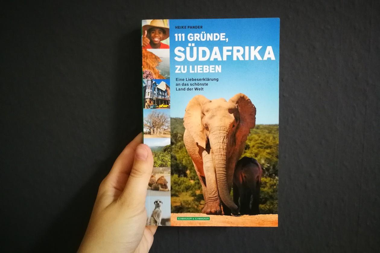 Cover des Buches 111 Gründe, Südafrika zu lieben