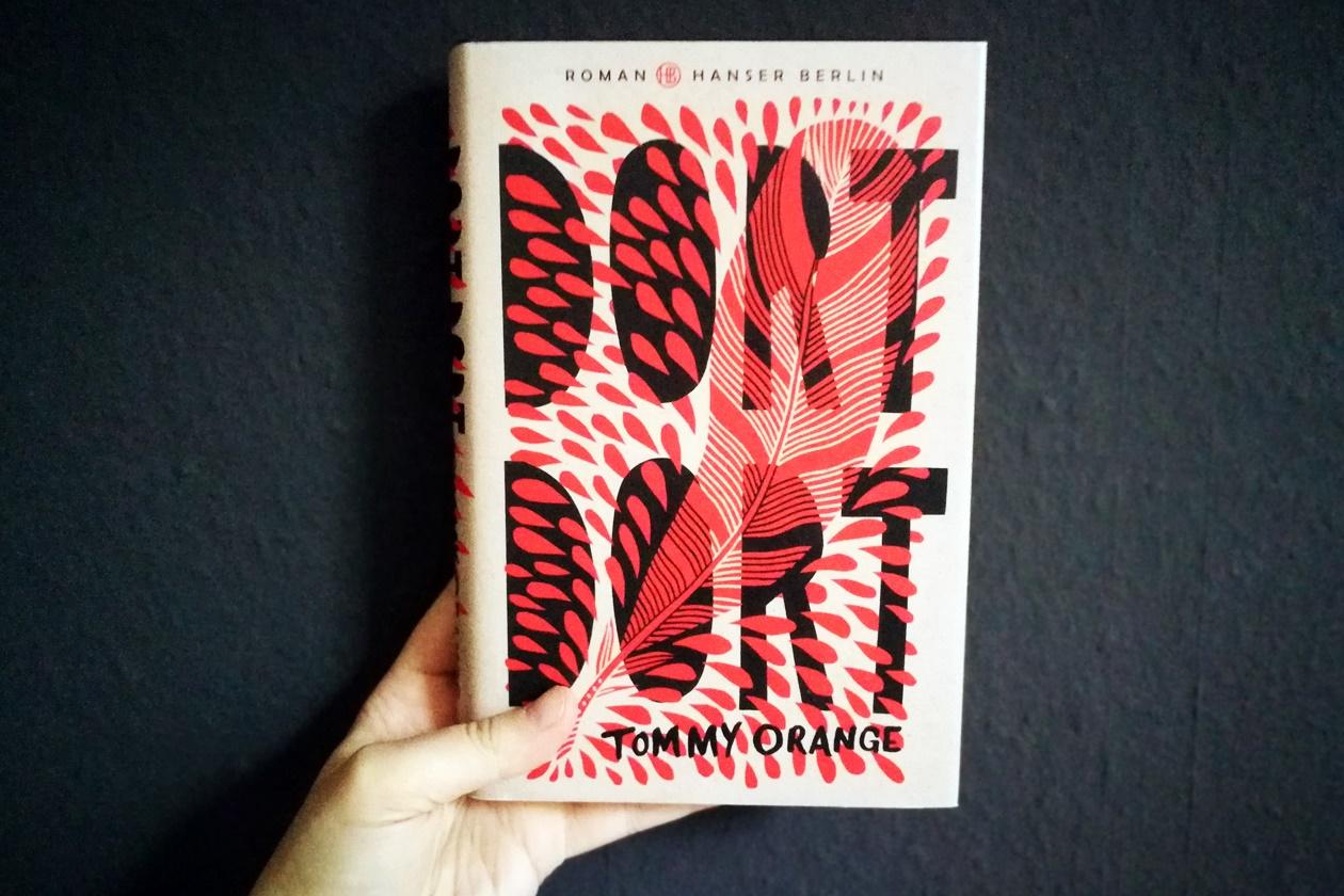 Cover des Buches Dort dort von Tommy Orange
