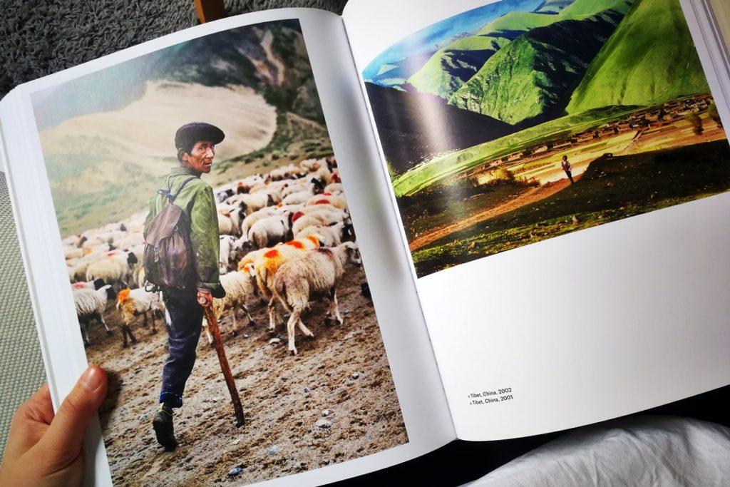 Fotografien von Steve McCurry im Bildband Berge - Das Magnum Archiv