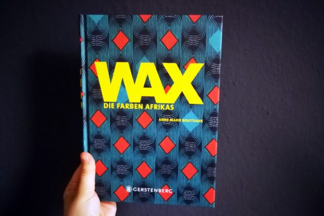 Cover des Buches WAX - Die Farben Afrikas