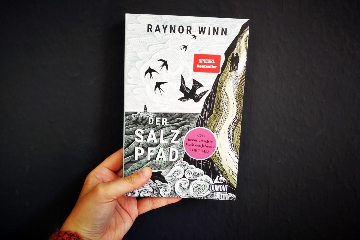 Cover des Buches Der Salzpfad von Raynor Winn