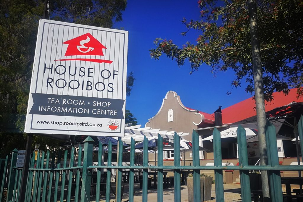 House of Rooibos in Clanwilliam