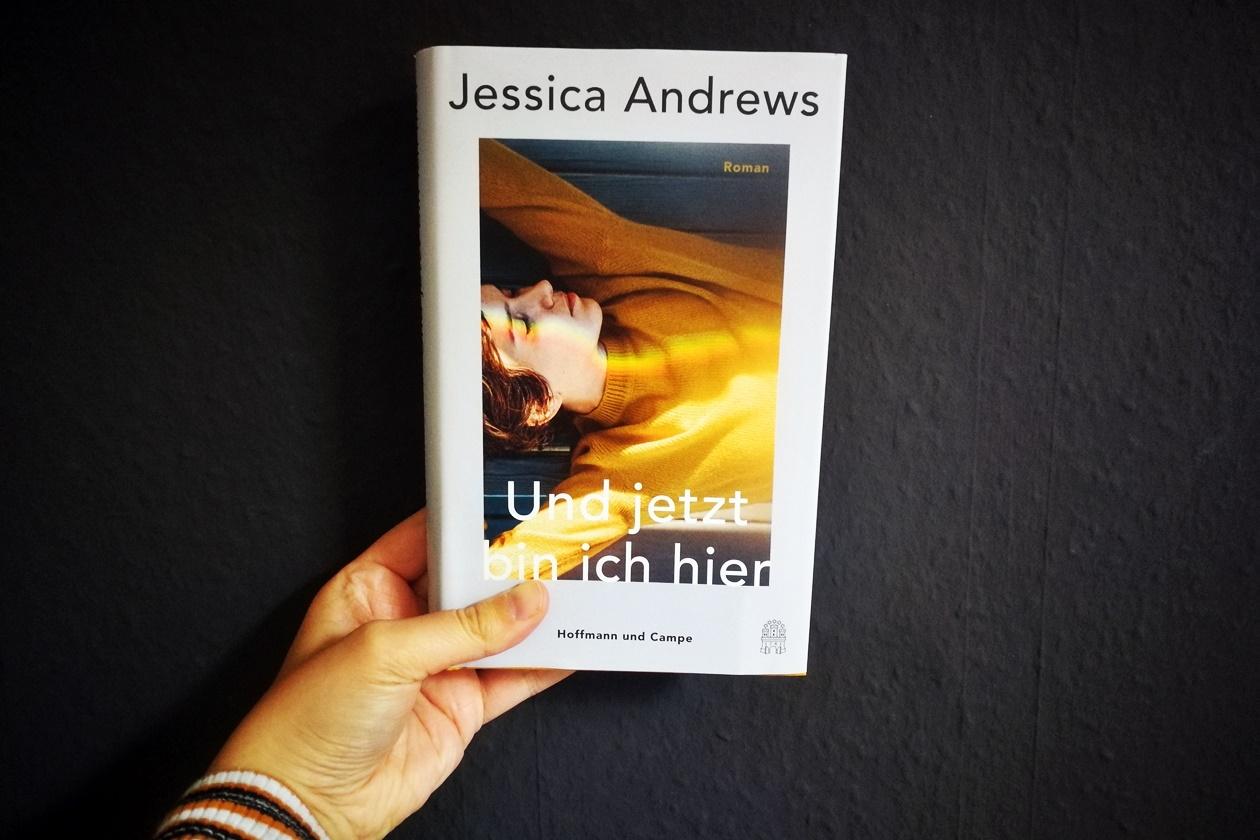 Cover des Buches Und jetzt bin ich hier