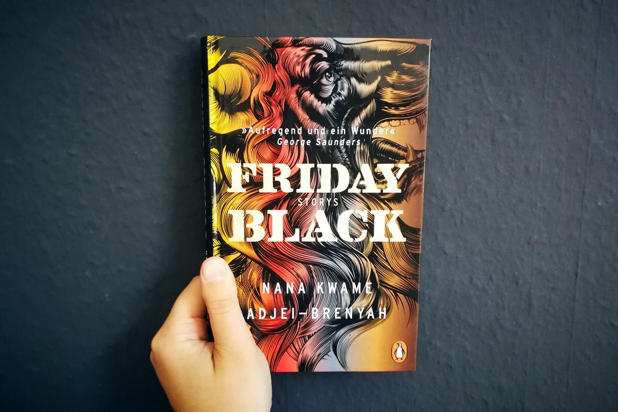 Cover des Buches Friday Black von Nana Kwame Adjei-Brenyah