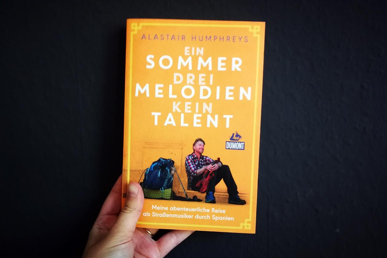 Cover des Buch es Ein Sommer, Drei Melodien, Kein Talent