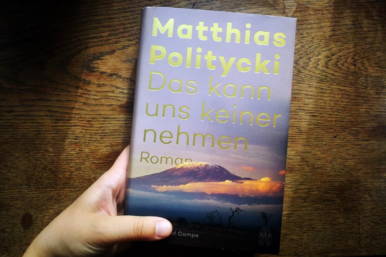 Cover des Buches Das kann uns keiner nehmen