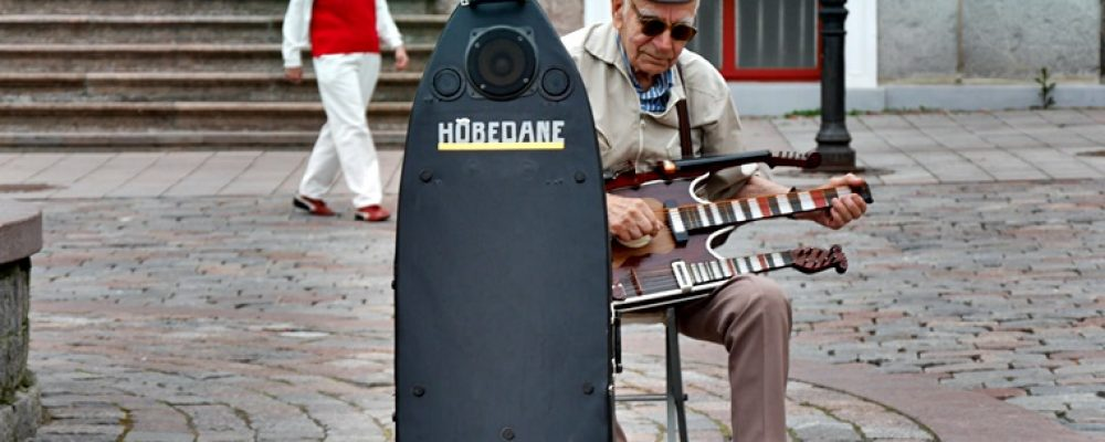 Musiker in Tartu
