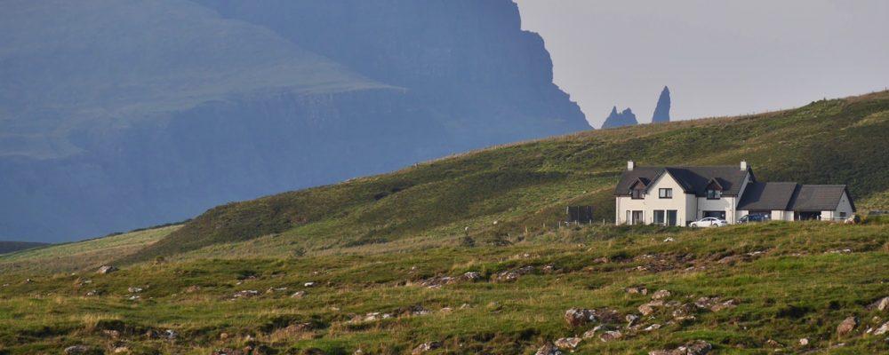 Old Man of Stoer auf der Isle of Skye